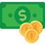 icone dinheiro
